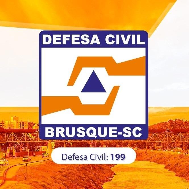 Defesa Civil de Brusque realizou mais de mil atendimentos à população em 2020