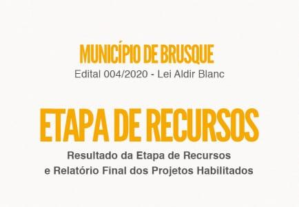 Lei Aldir Blanc: Resultado da primeira fase de habilitação é divulgado