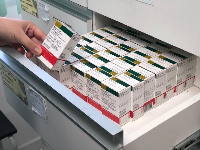 Medicamentos serão recolhidos para Farmácia Básica a partir de amanhã (18)