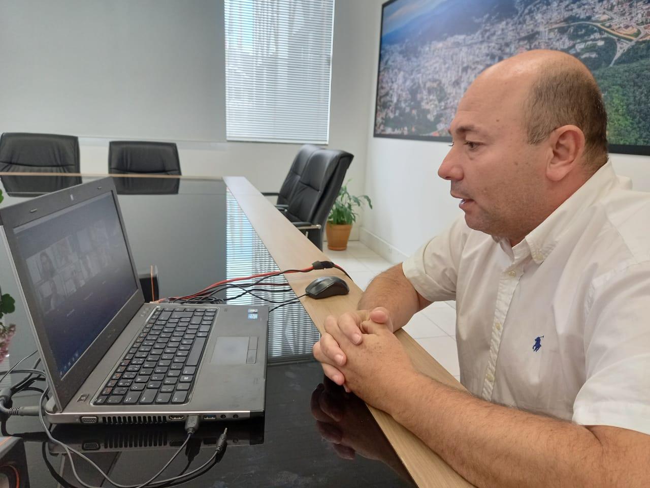 Ari Vequi é o novo presidente da AGIR