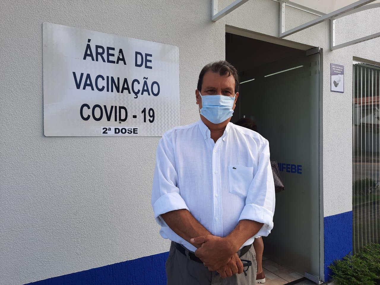 Covid-19: Centro de vacinação já está em funcionamento na Unifebe
