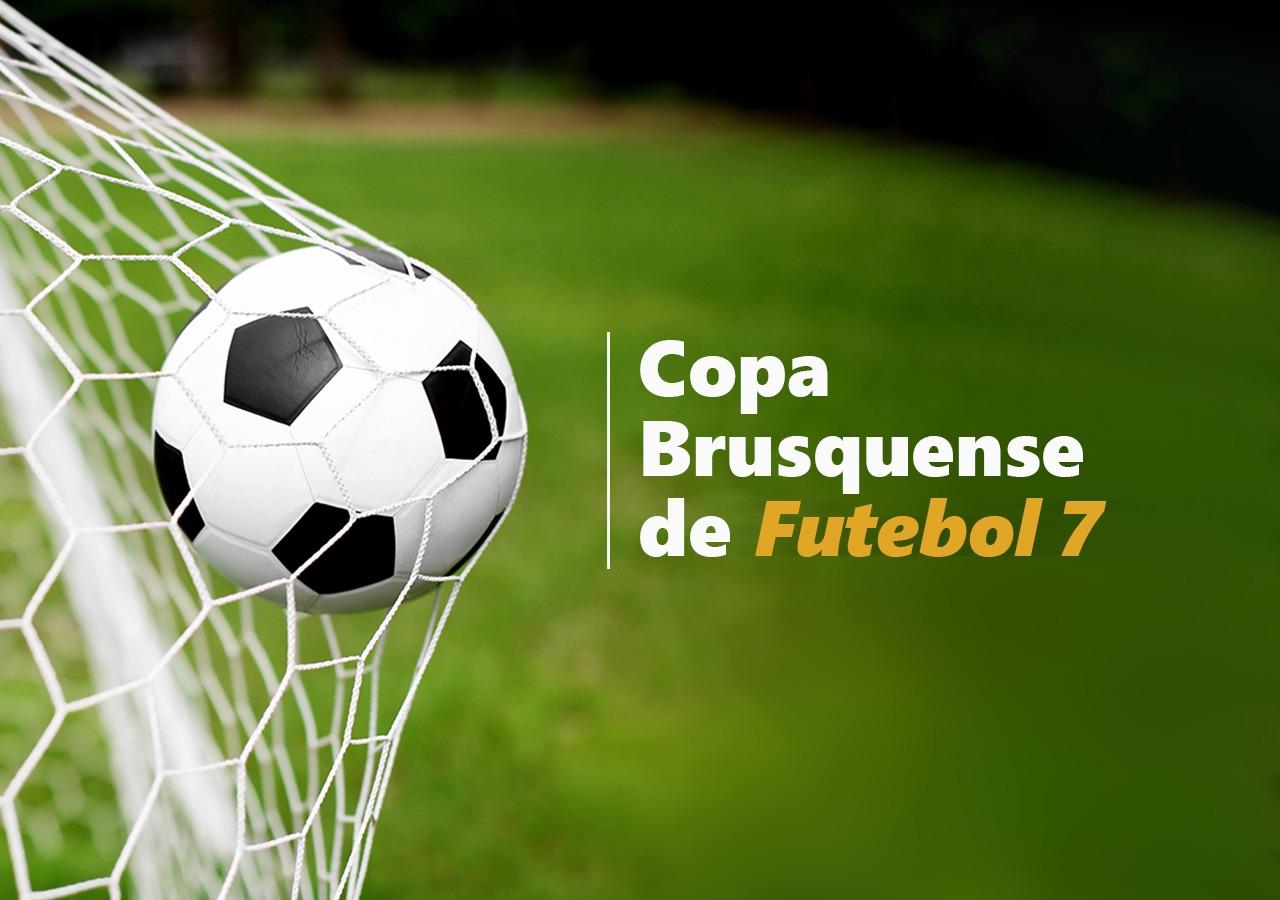 Fundação Municipal de Esportes é apoiadora da primeira Copa Brusquense de Futebol 7