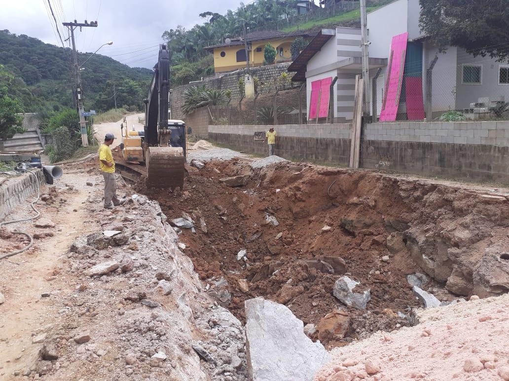 Samae realiza parada programada para detonação de rochas no Poço Fundo