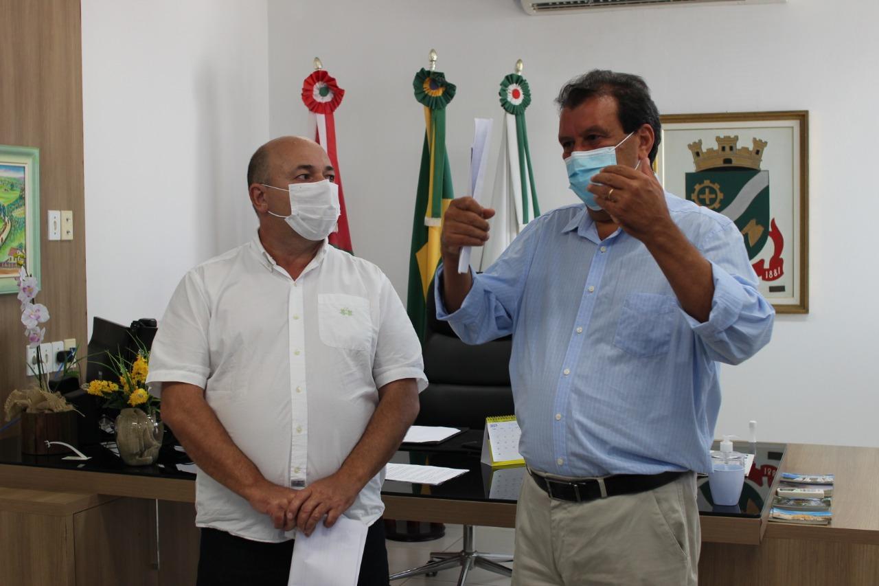 Prefeitura adota novas medidas de enfrentamento ao novo coronavírus
