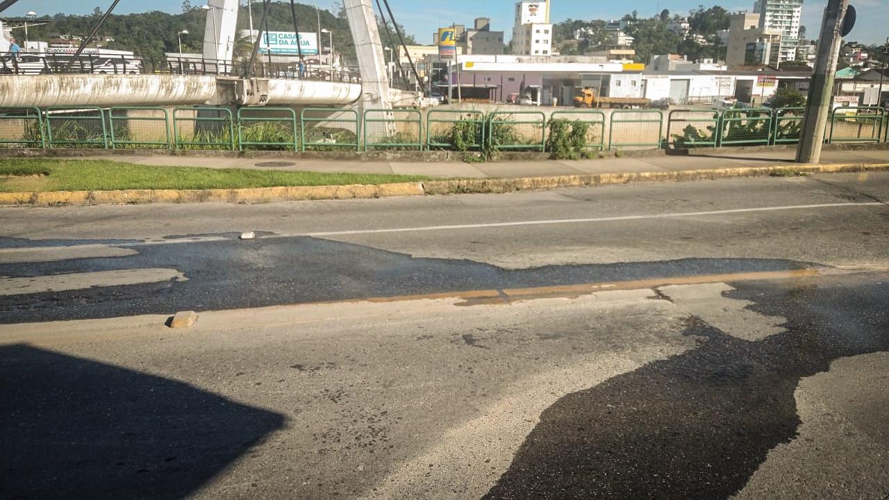 Nesta quarta-feira, 24, Samae fará conserto de rede no Centro