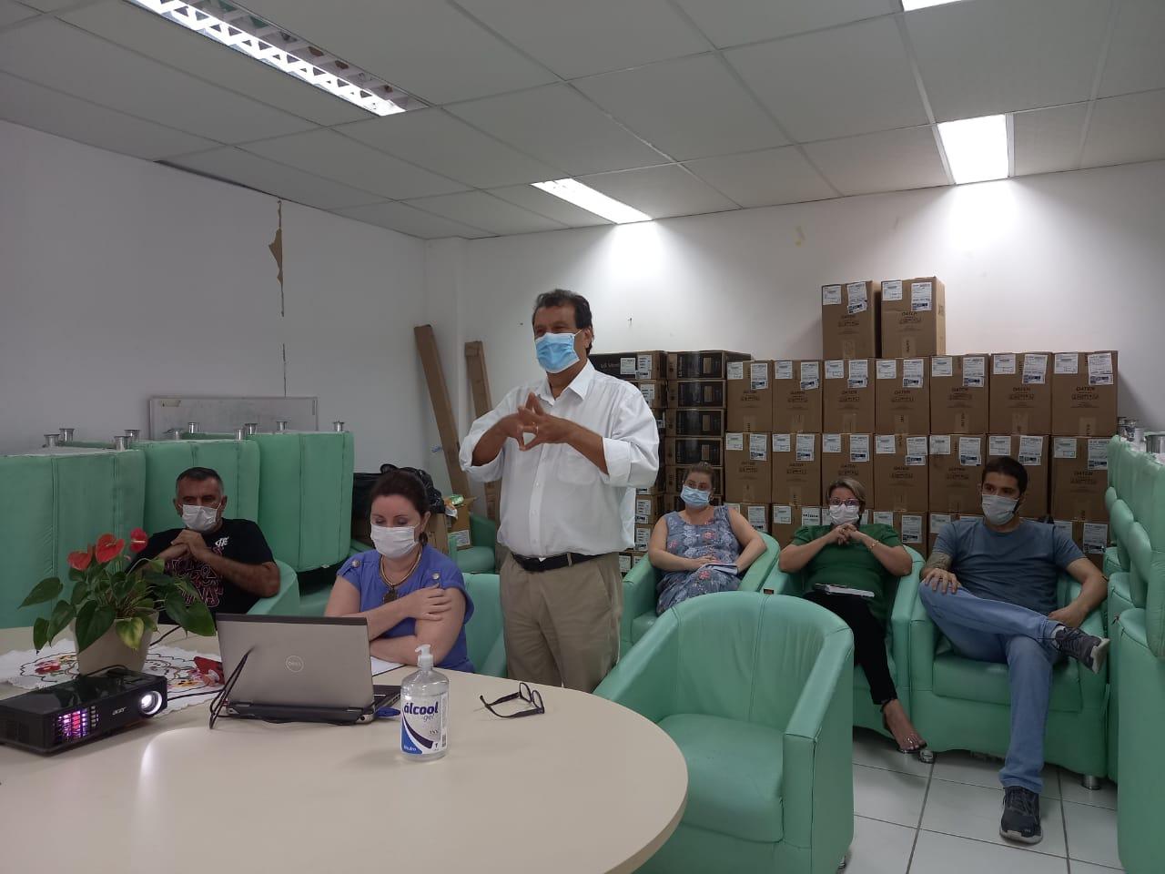 Plano de contingência do coronavírus será elaborado para enfrentamento da COVID-19