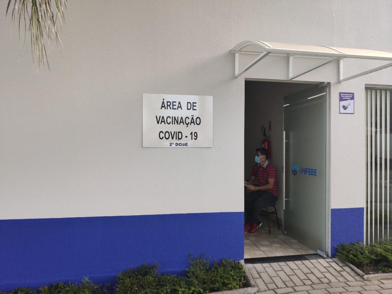 Covid-19: Agendamento para idosos com mais de 75 anos está encerrado