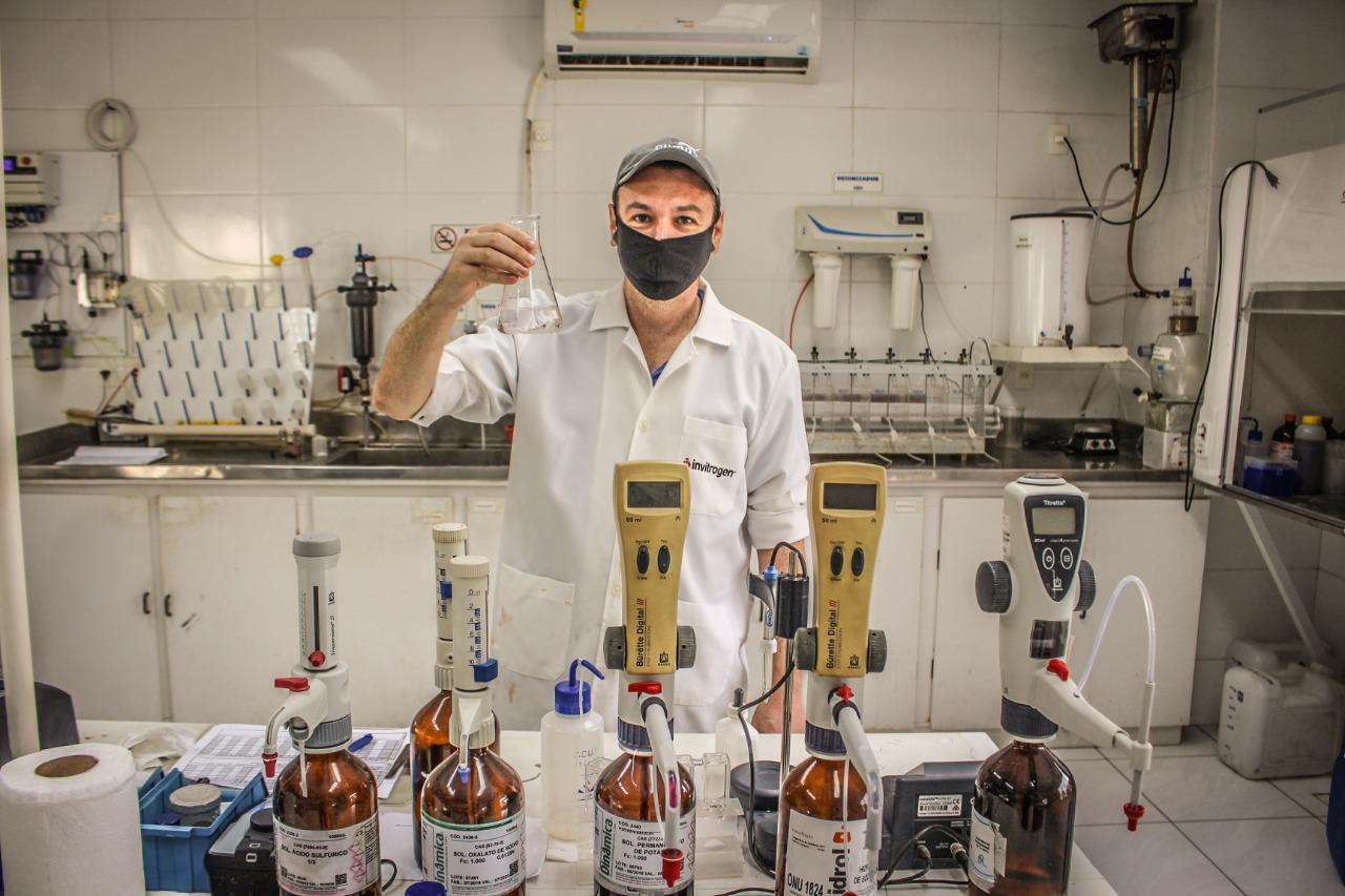 Samae Brusque se aproxima dos 25 mil testes laboratoriais por mês