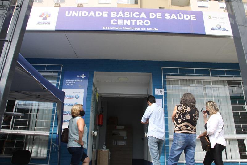 UBS Centro retoma atendimento na rua Riachuelo