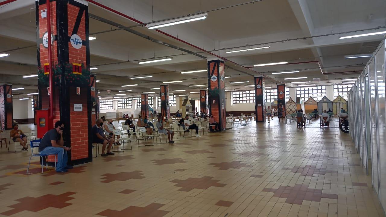 Centro de Triagem completa um ano com mais de 130 mil atendimentos realizados