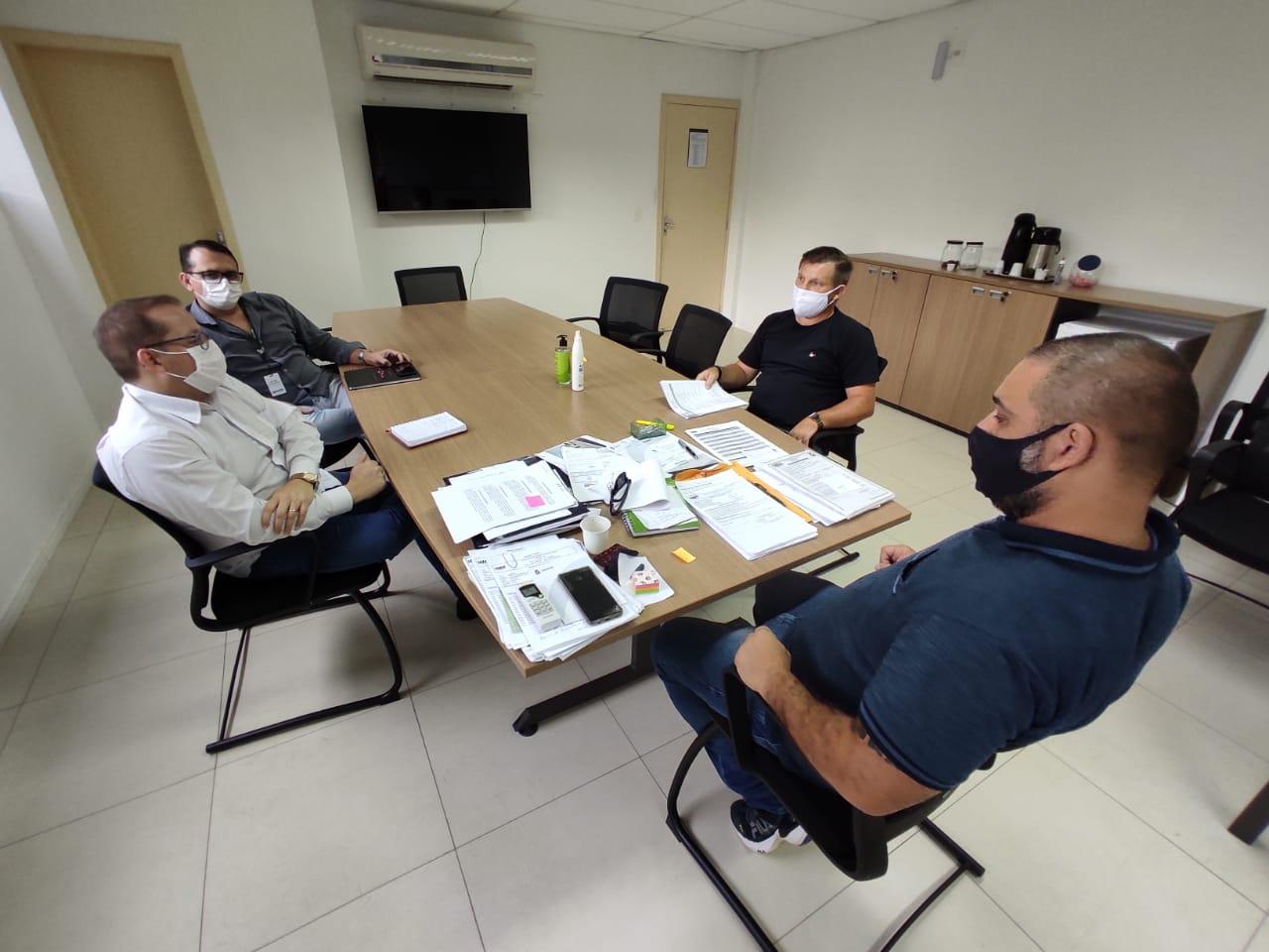 Samae contará com parceria do Senai em licitação de uniformes