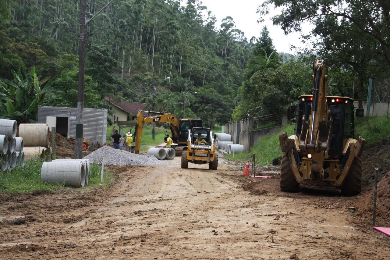 Rua Alberto Pretti vai ser interditada para obras
