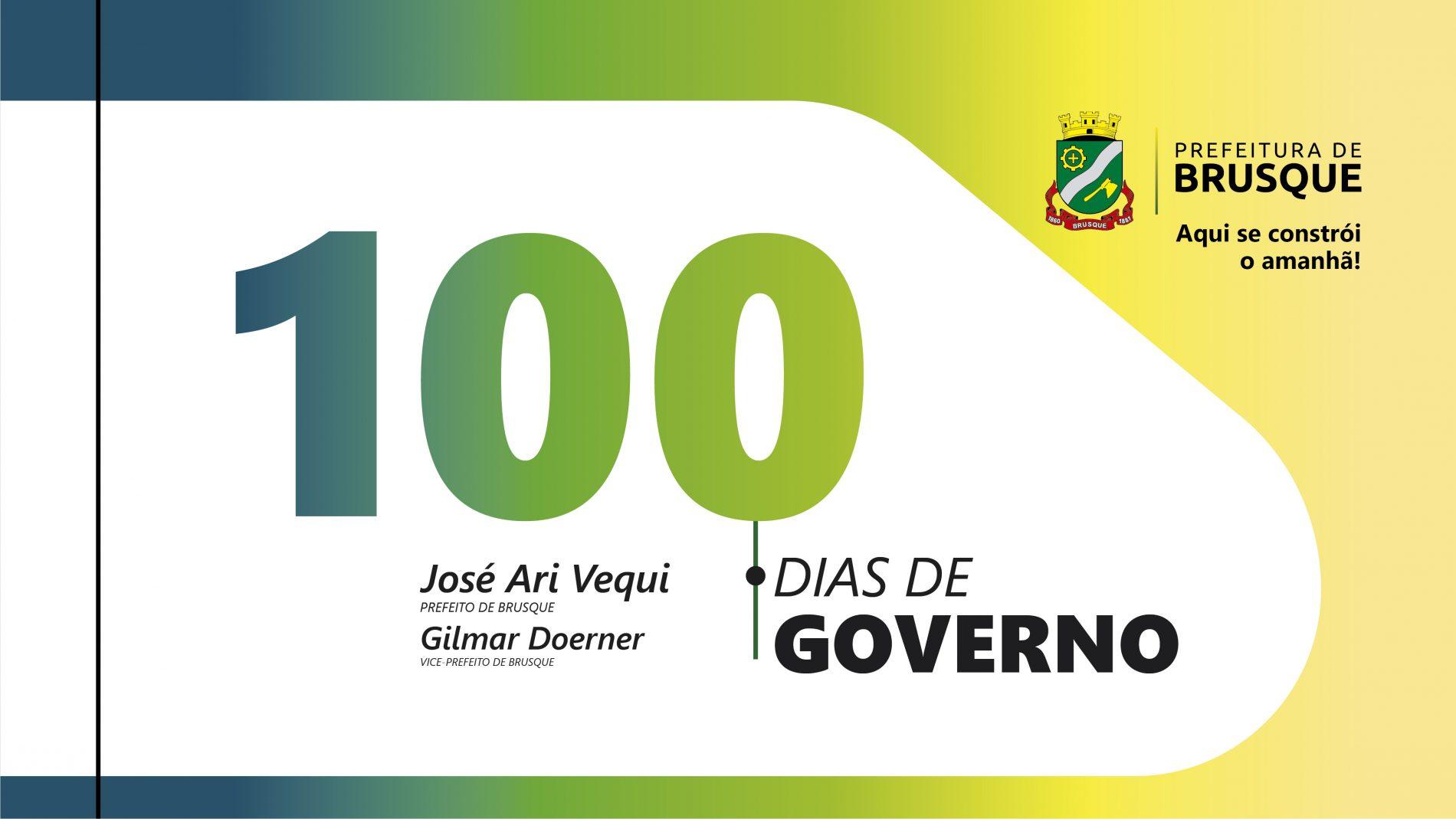 100 Primeiros Dias de Governo