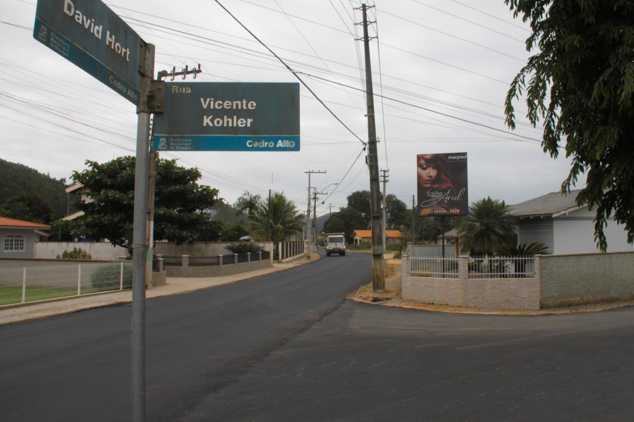 Prefeitura investe mais de R$ 250 mil em obras de drenagem no Cedro Alto