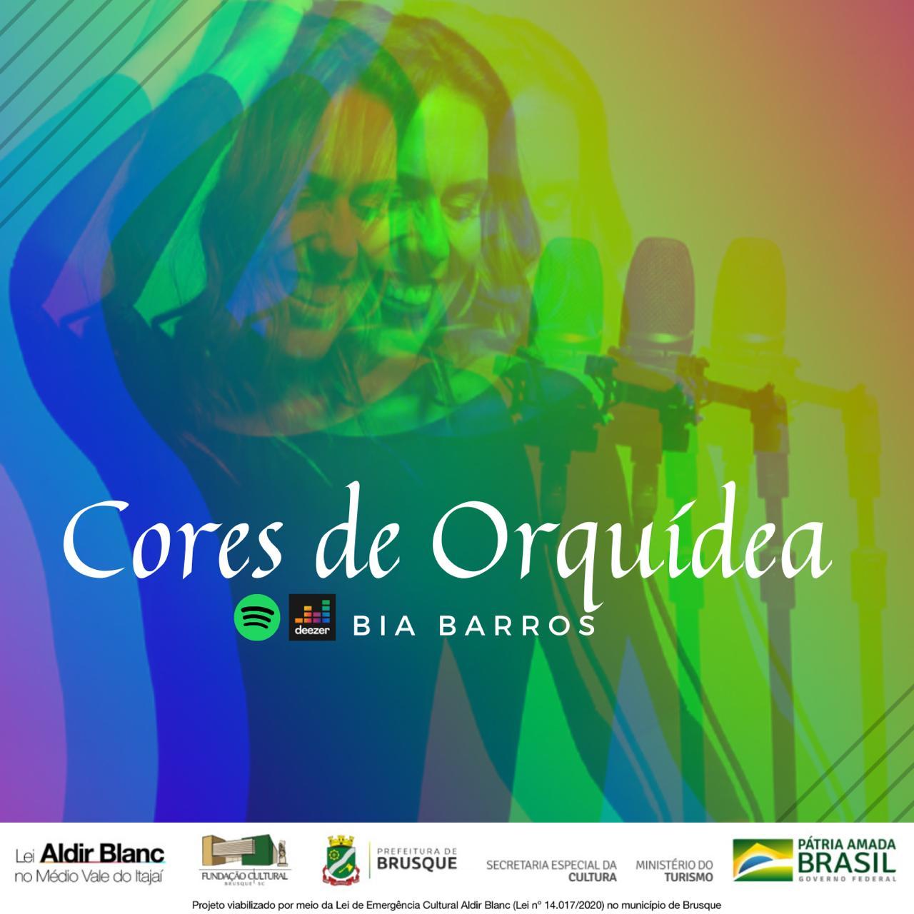 Lei Aldir Blanc: Bia Barros lança músicas autorais