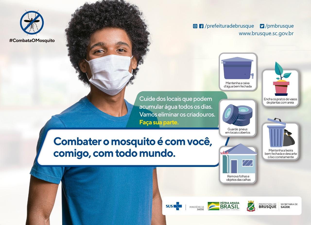 Endemias e Vigilância Sanitária passam a atuar em conjunto no combate à dengue