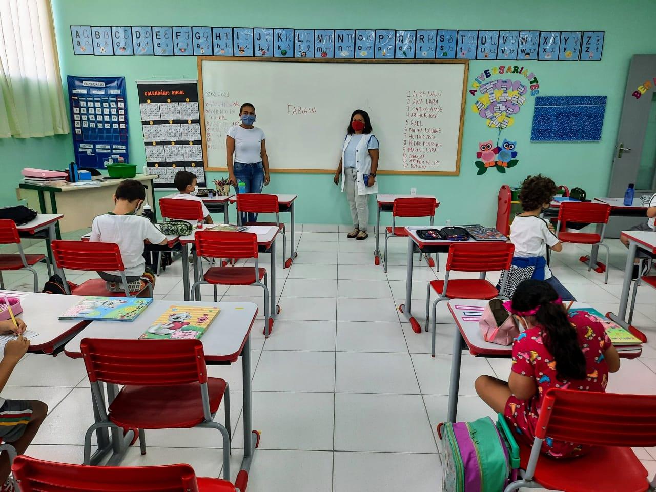 Covid-19: Secretaria de Educação divulga número de profissionais da área, que devem ser vacinados em Brusque