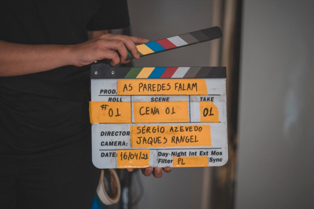 Lei Aldir Blanc: média-metragem As Paredes Falam estreia na quinta-feira (20)