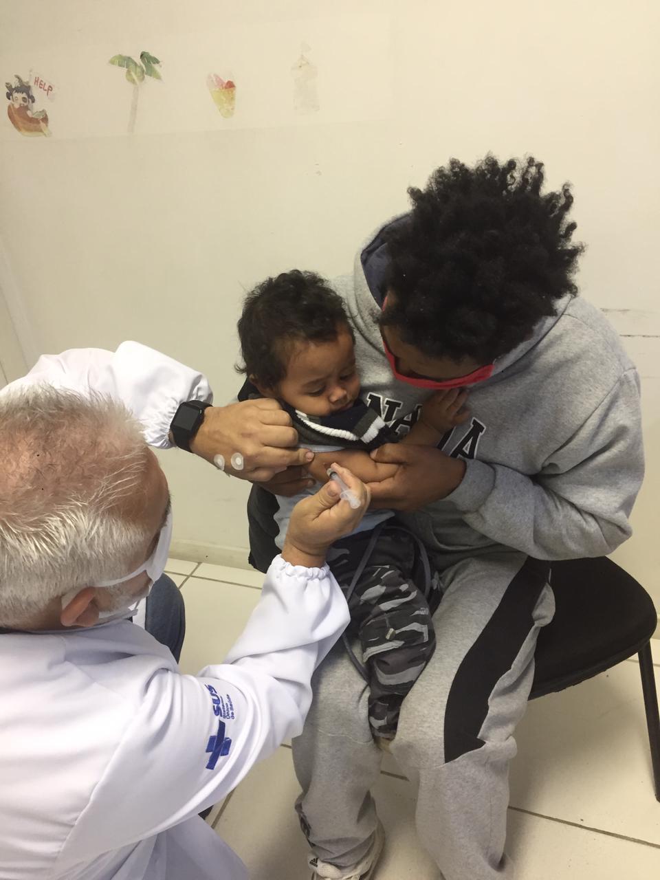 """""""Noite D"""" de Vacina contra a Gripe em Brusque é nesta quarta-feira"""