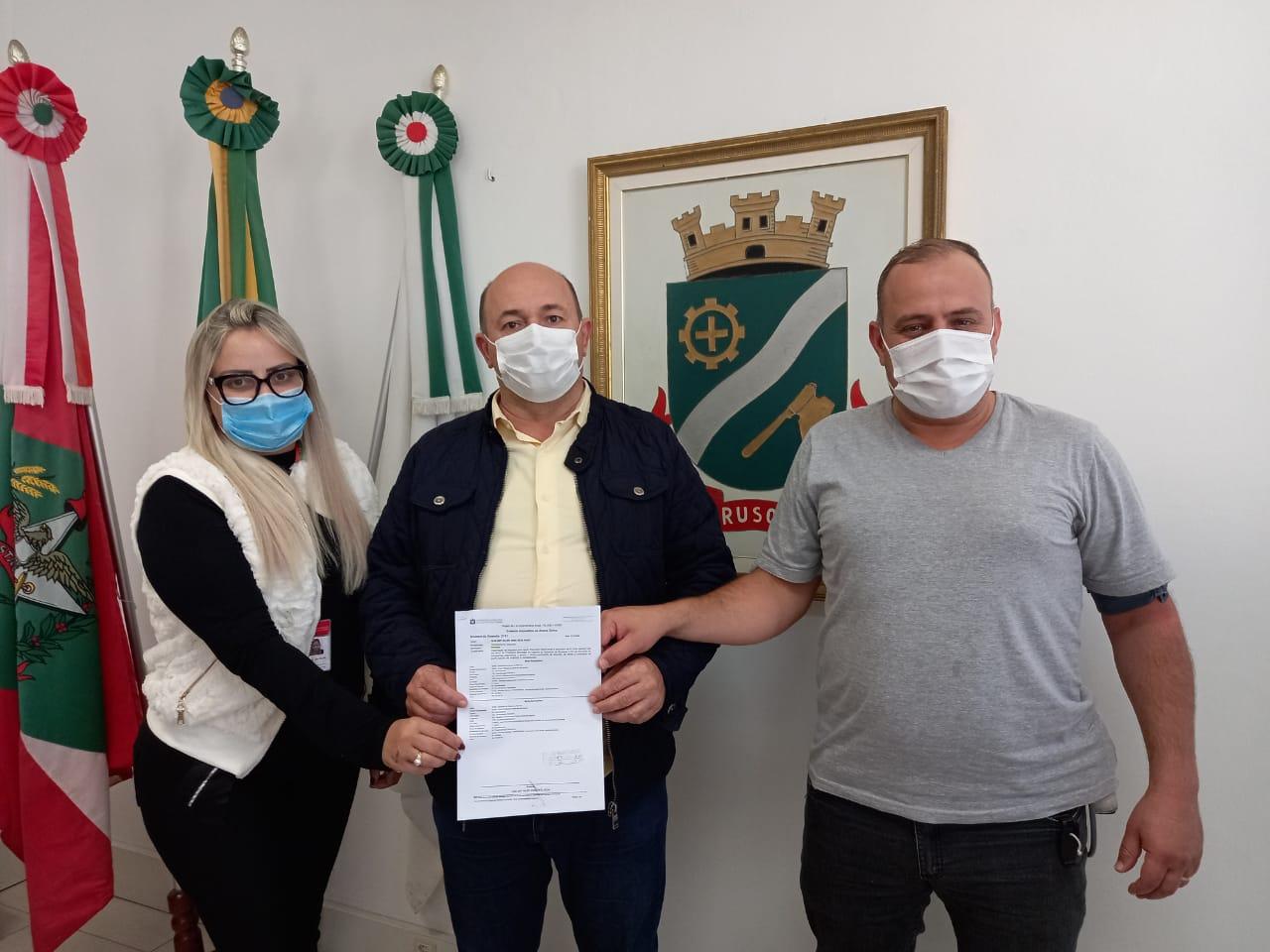 Brusque recebe emenda parlamentar para a Fundação de Esportes