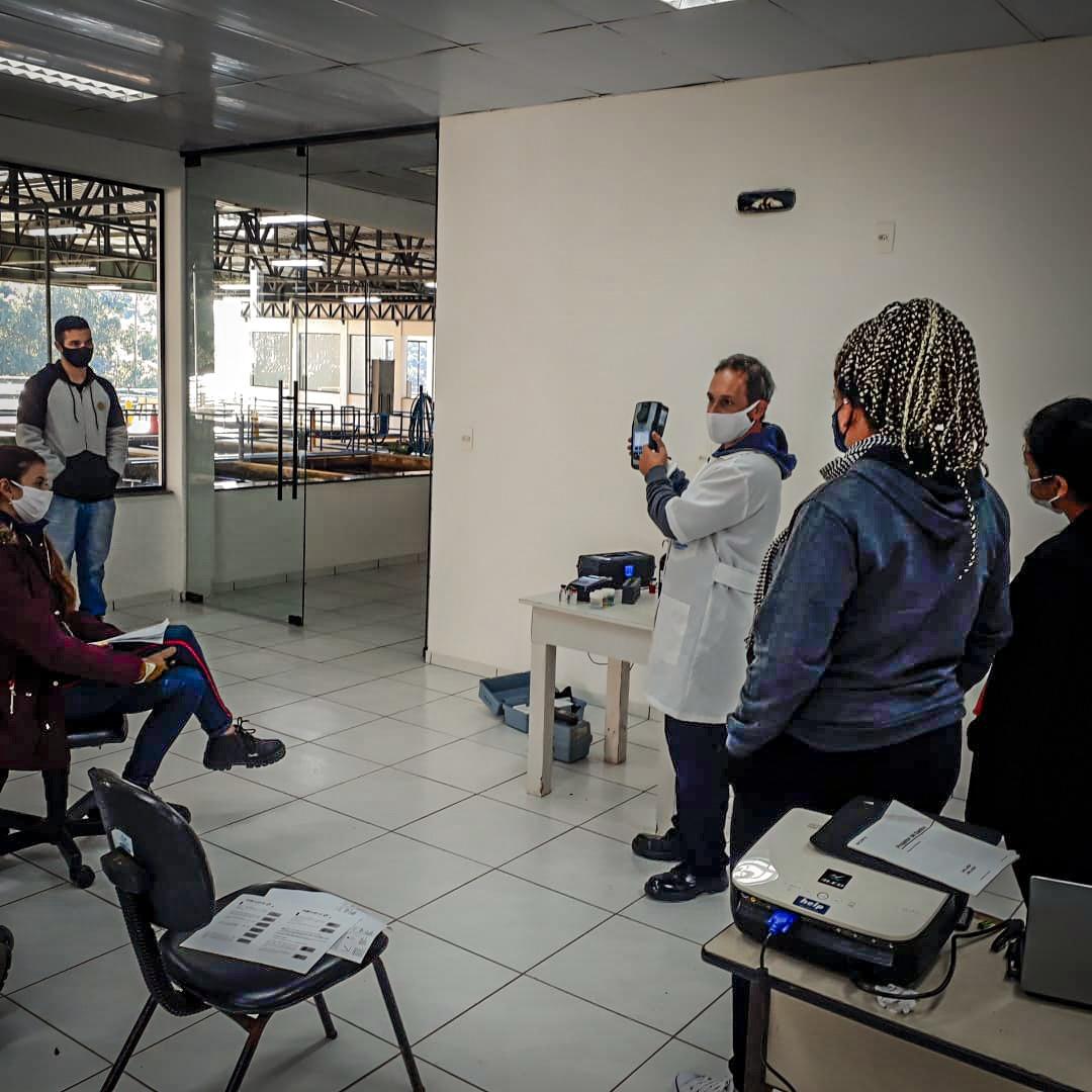 Servidores do Samae passam por treinamento sobre legislação