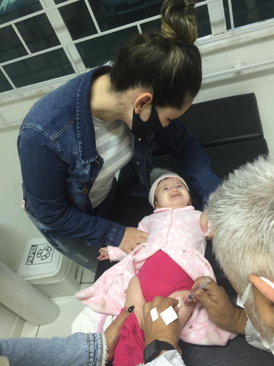 Campanha de Vacinação contra a Gripe inicia grupo 3 nesta quarta-feira (09)