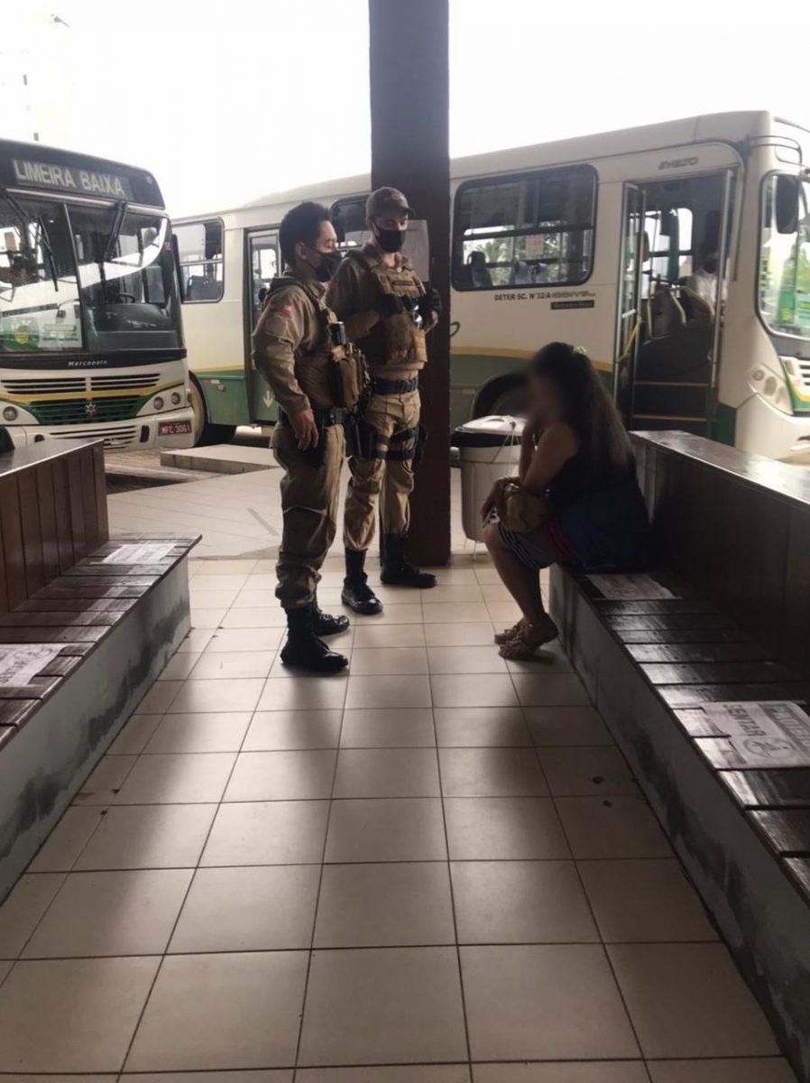Diretor do Terminal Urbano de Brusque é agredido