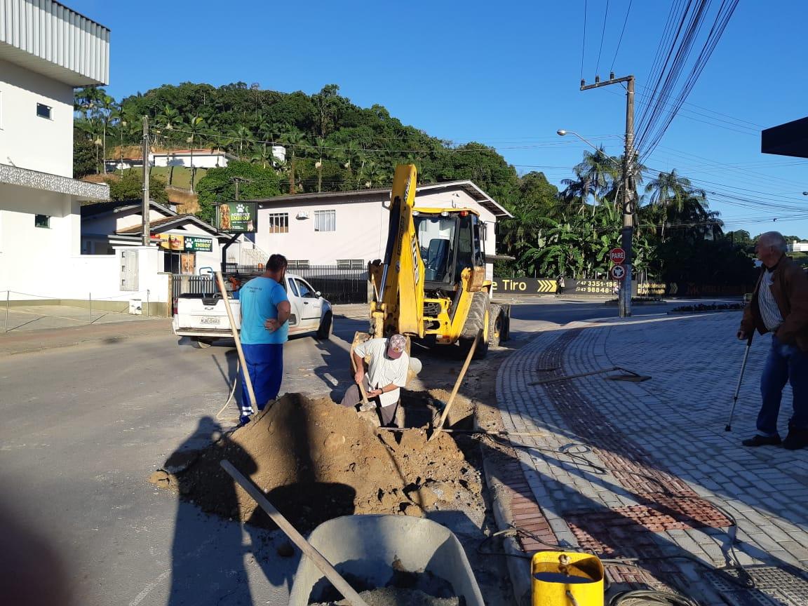 Confira as ações da Secretaria de Obras durante esta semana
