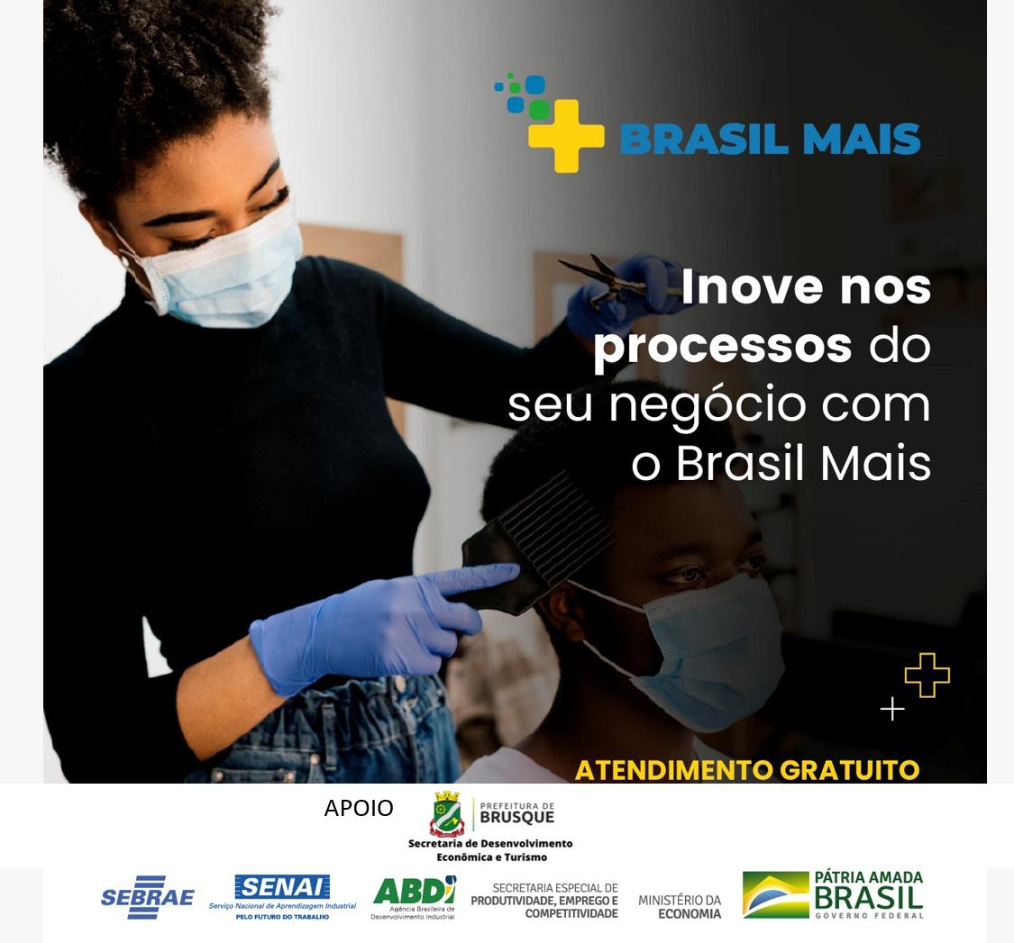 Secretaria de Desenvolvimento Econômico e Turismo firma parceria com o Programa Brasil Mais