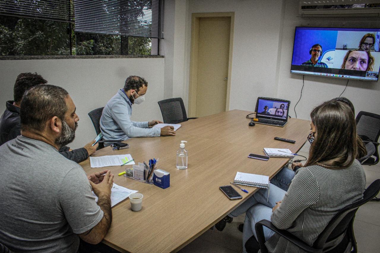 Esgoto: Samae participa de reunião com Agência Nacional de Águas (Ana)