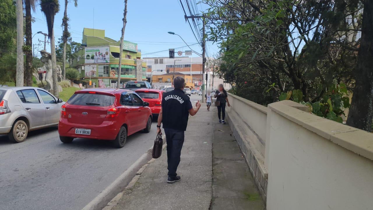 Prefeitura de Brusque continua operação de fiscalização conjunta