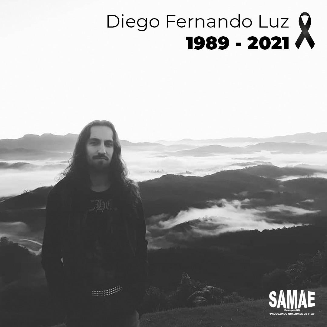 Samae lamenta falecimento de ex-estagiário