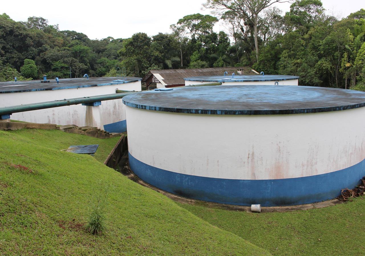 Samae Brusque retoma limpezas de reservatórios nesta terça-feira, 13