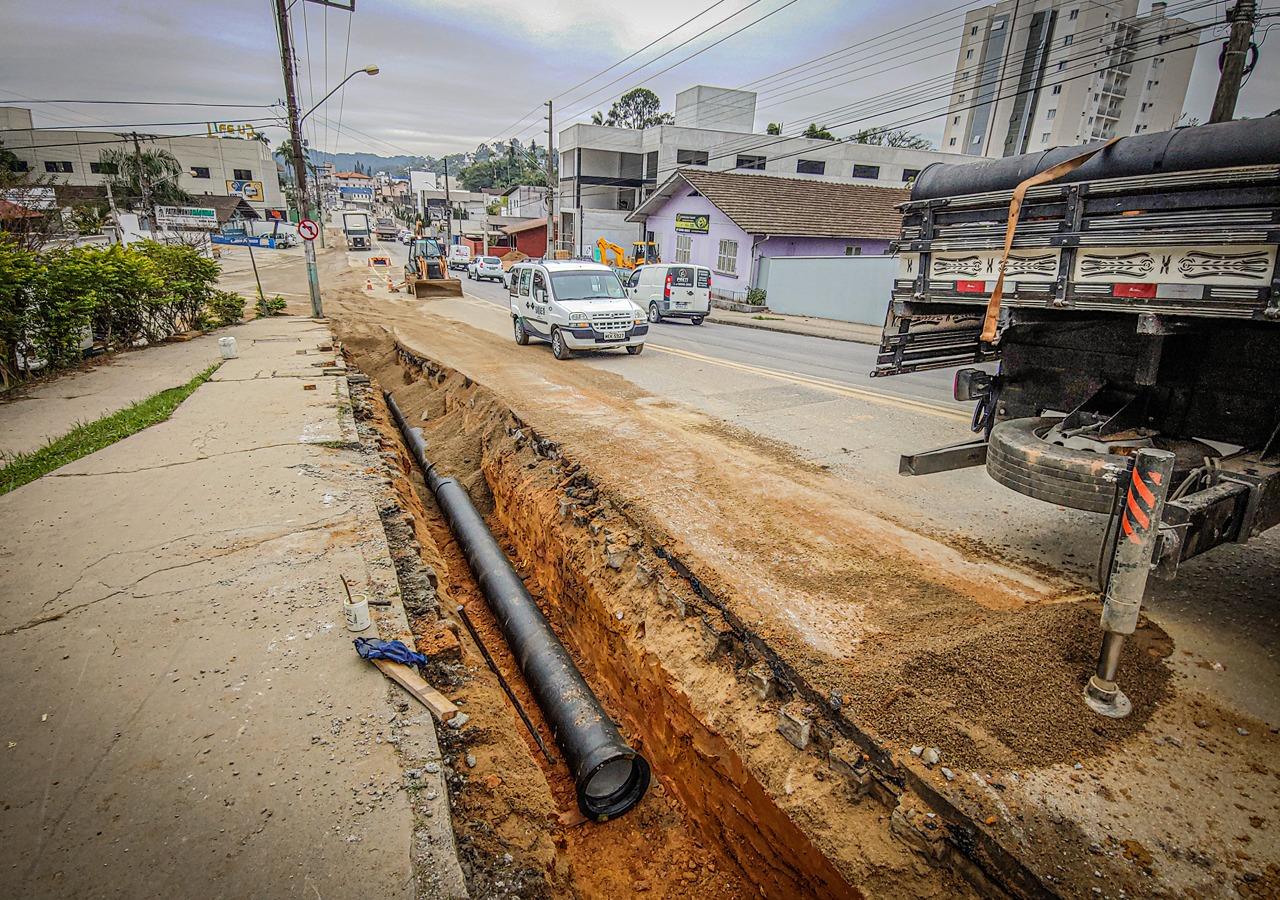 Samae realiza interligação de rede no Maluche na próxima segunda, 19