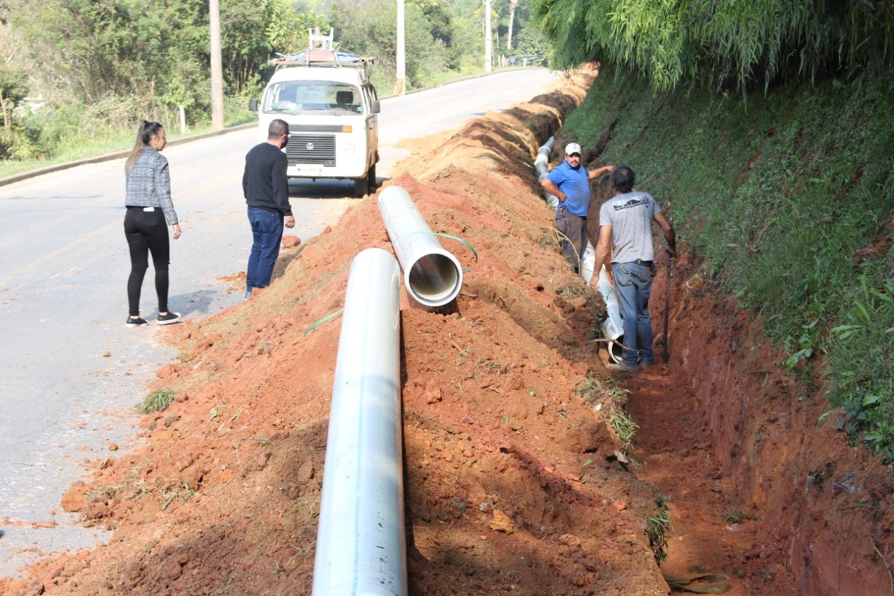 Mais água para o Limeira: Samae finaliza primeira etapa de expansão de rede