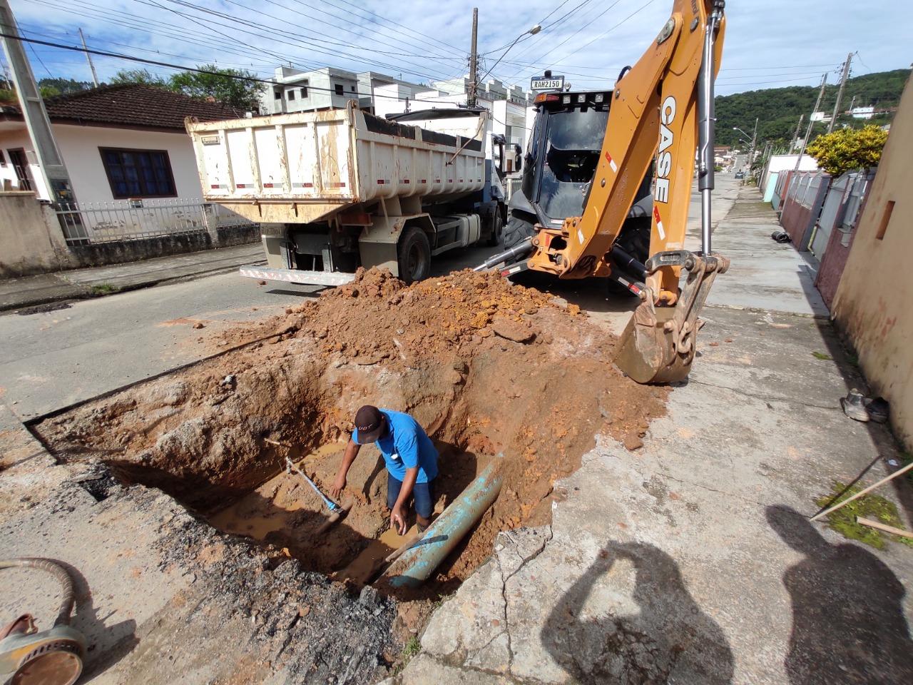 Na próxima segunda, 26, Samae inicia obra de reforço de rede no Limeira