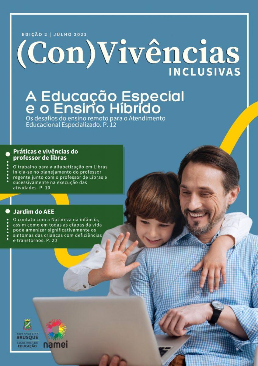Segunda edição da revista eletrônica ConVivências está no ar