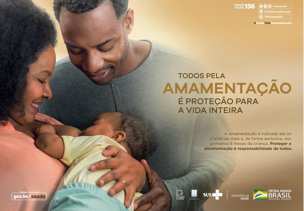 Amamenta Brusque realiza programação especial em alusão ao Agosto Dourado