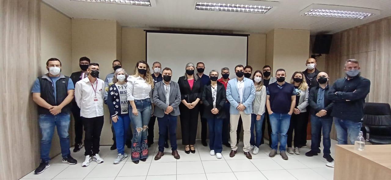 Membros do Conselho Municipal de Turismo tomam posse