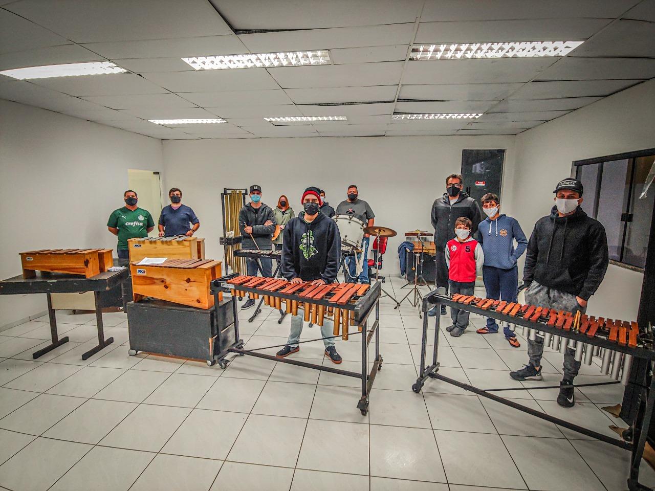 Banda Samae Brusque continua com inscrições abertas