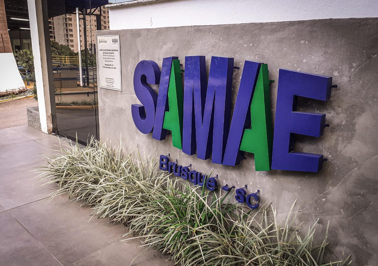 Samae realiza parada programada no Jardim Maluche