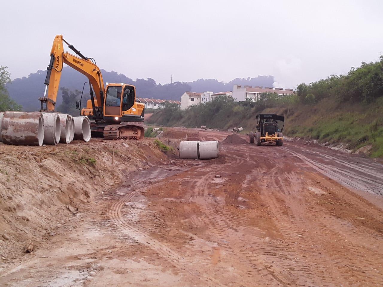 Confira as ações da Secretaria de Obras desta semana (23 a 27)