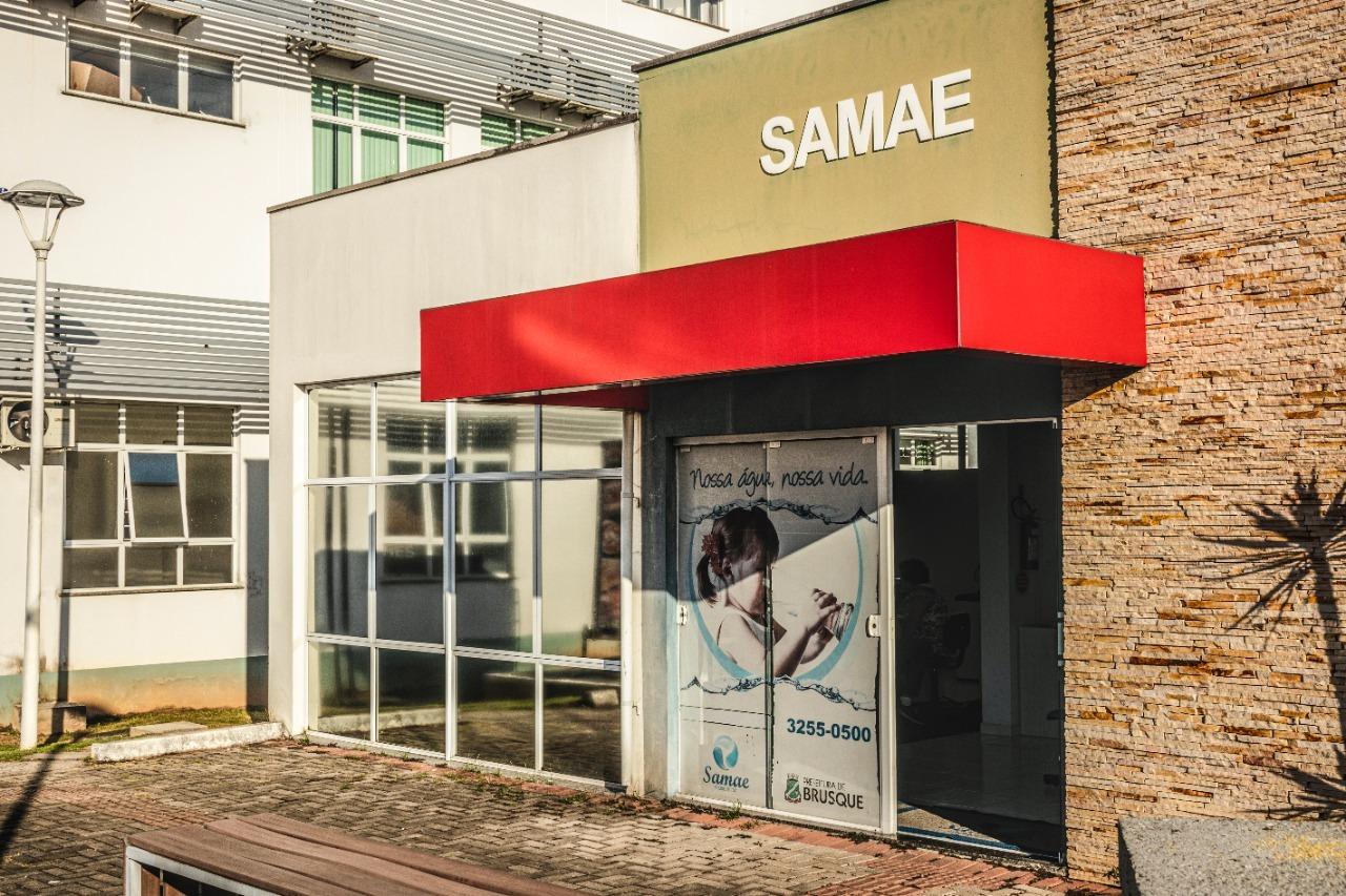Ponto de atendimento do Samae fará horário diferenciado nesta sexta-feira, 3