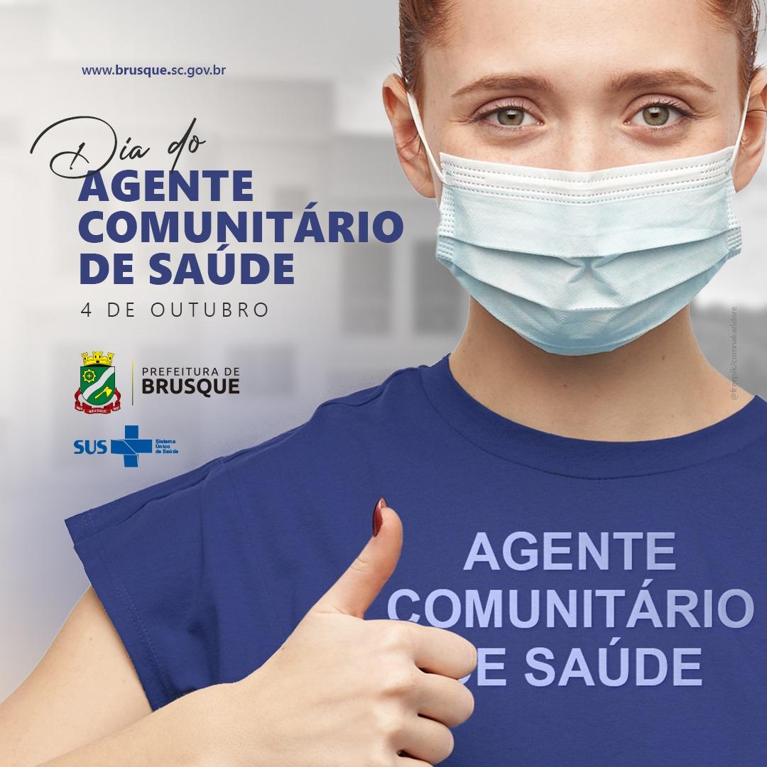 ACS: Servidores de grande importância no sistema de saúde de Brusque