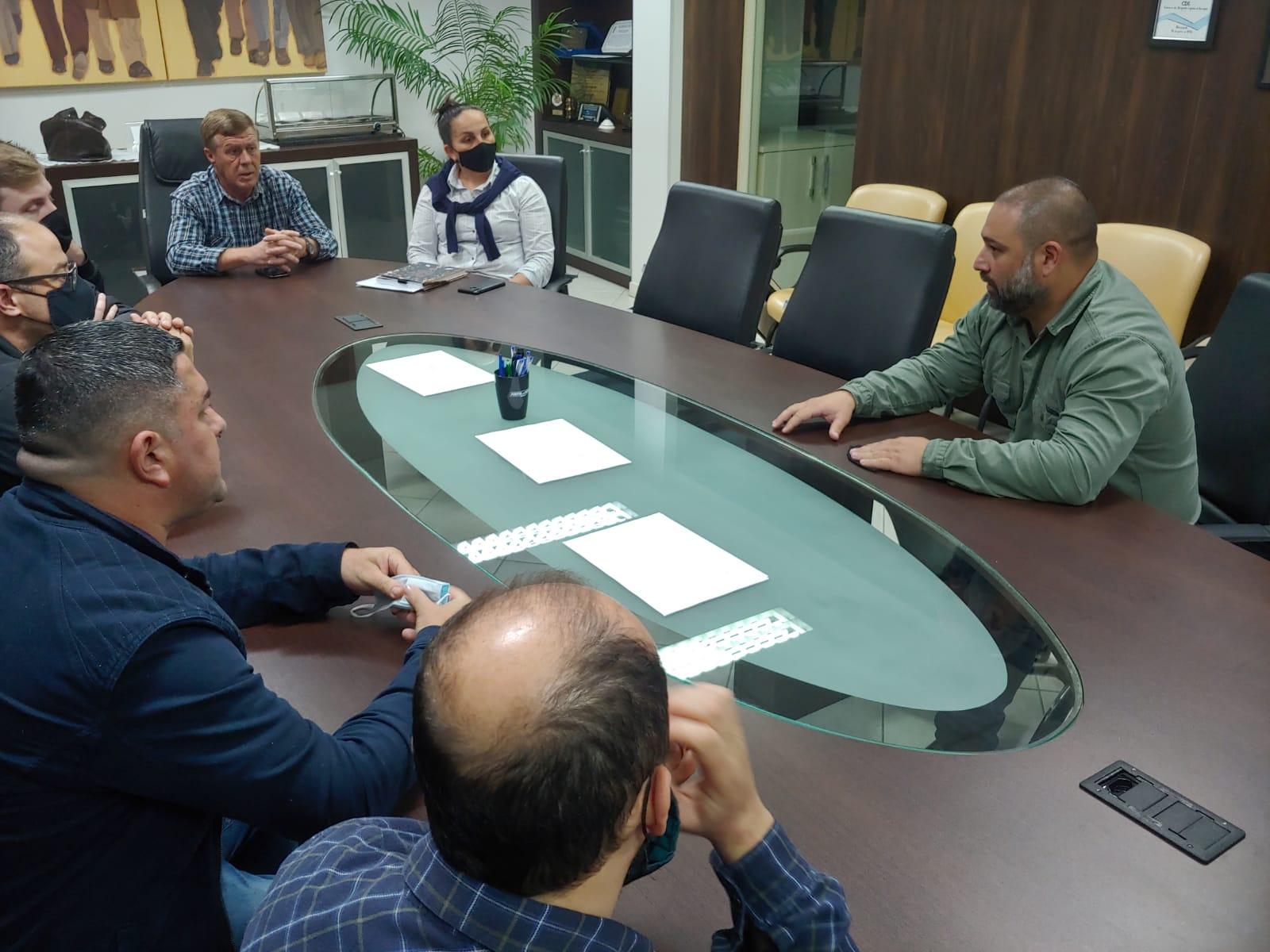 Diretor-presidente do Samae se reúne com comerciantes do bairro Dom Joaquim
