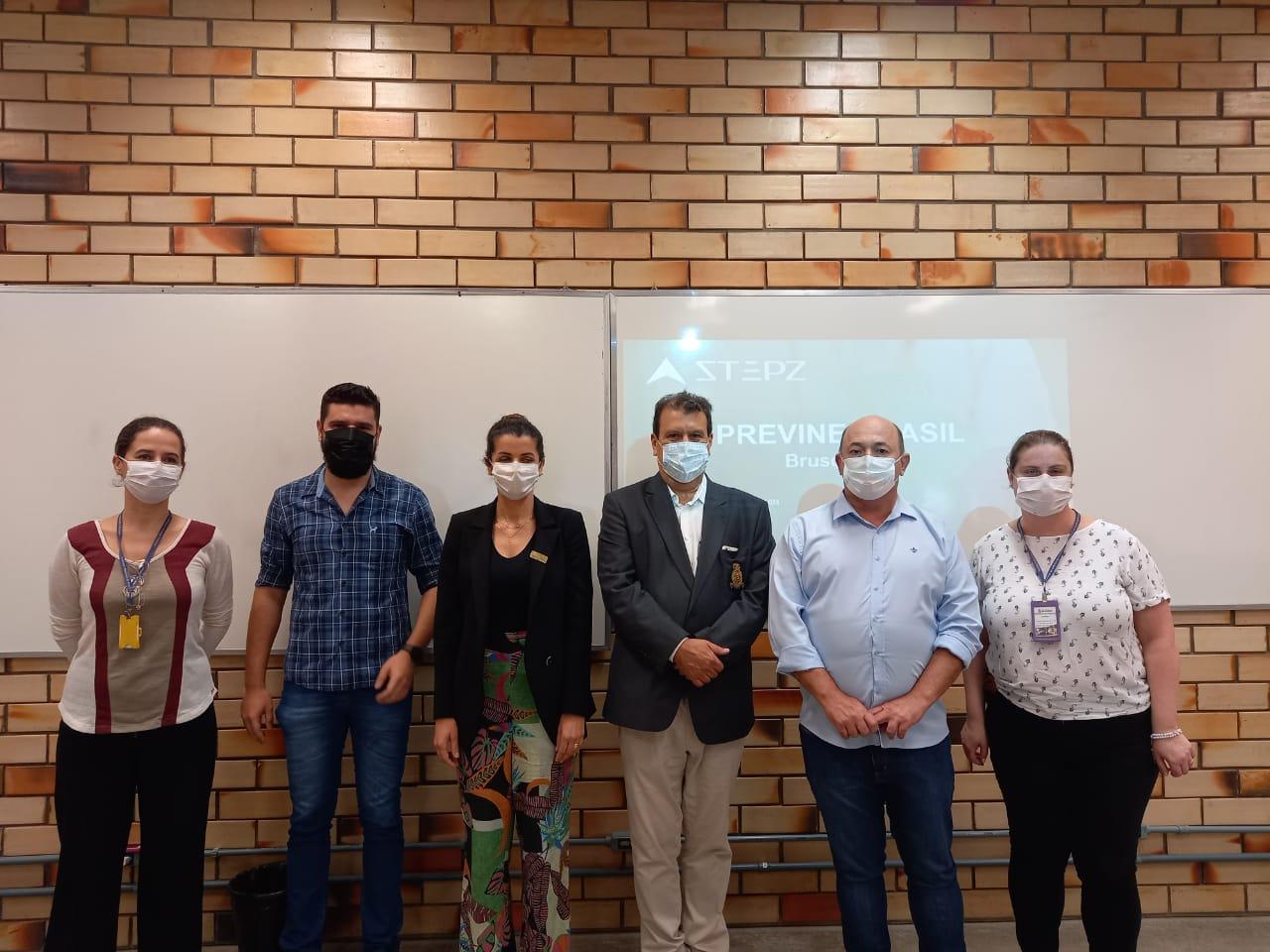 Servidores da Secretaria de Saúde participam de capacitação sobre o programa Previne Brasil