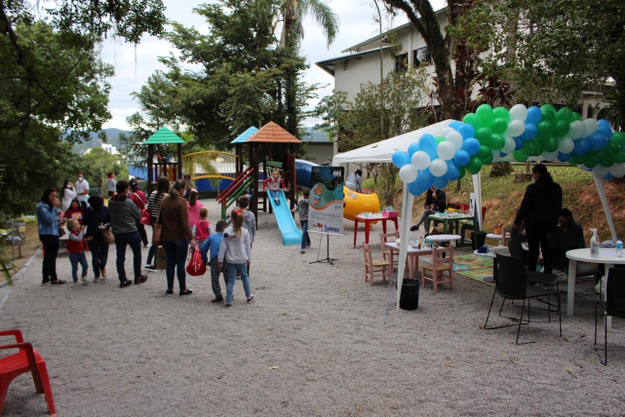 Samae no Parque é adiado para o dia 2 de novembro
