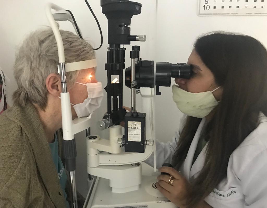 Brusque já realizou 800 procedimentos oftalmológicos em 2021